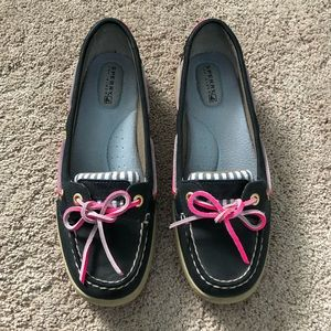 Sperry top sided boat shoes
